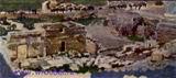 Врубель М.А. Пропилеи. Афины. 1894. Д., м. 9,4х21,5. ГТГ