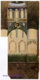 Врубель М.А. Проект росписи церкви. 1886. Бумага, акварель, бронзовая краска, лак, гуашь. 21,4х11,1. ГРМ