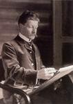М.А. Врубель. 1900-е. ОР ГРМ, ф. 85, ед. хр. 194. л. 3
