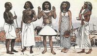 Костюмы древнего Египта