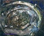 Врубель М.А. Жемчужина. 1904. Картон, пастель, гуашь, уголь. 35х43,7. ГТГ