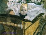 Врубель М.А. Портрет сына художника. 1902. Бумага, акварель, белила, карандаш. 53х69,7. ГРМ
