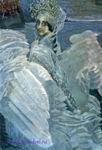 Врубель М.А. Царевна-Лебедь. 1900. Холст, масло. 142,5х93,5. ГТГ