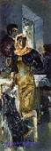 Врубель М.А. Испания. Холст, масло. 1894.