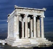 Храм Ники Аптерос (Калликрат)